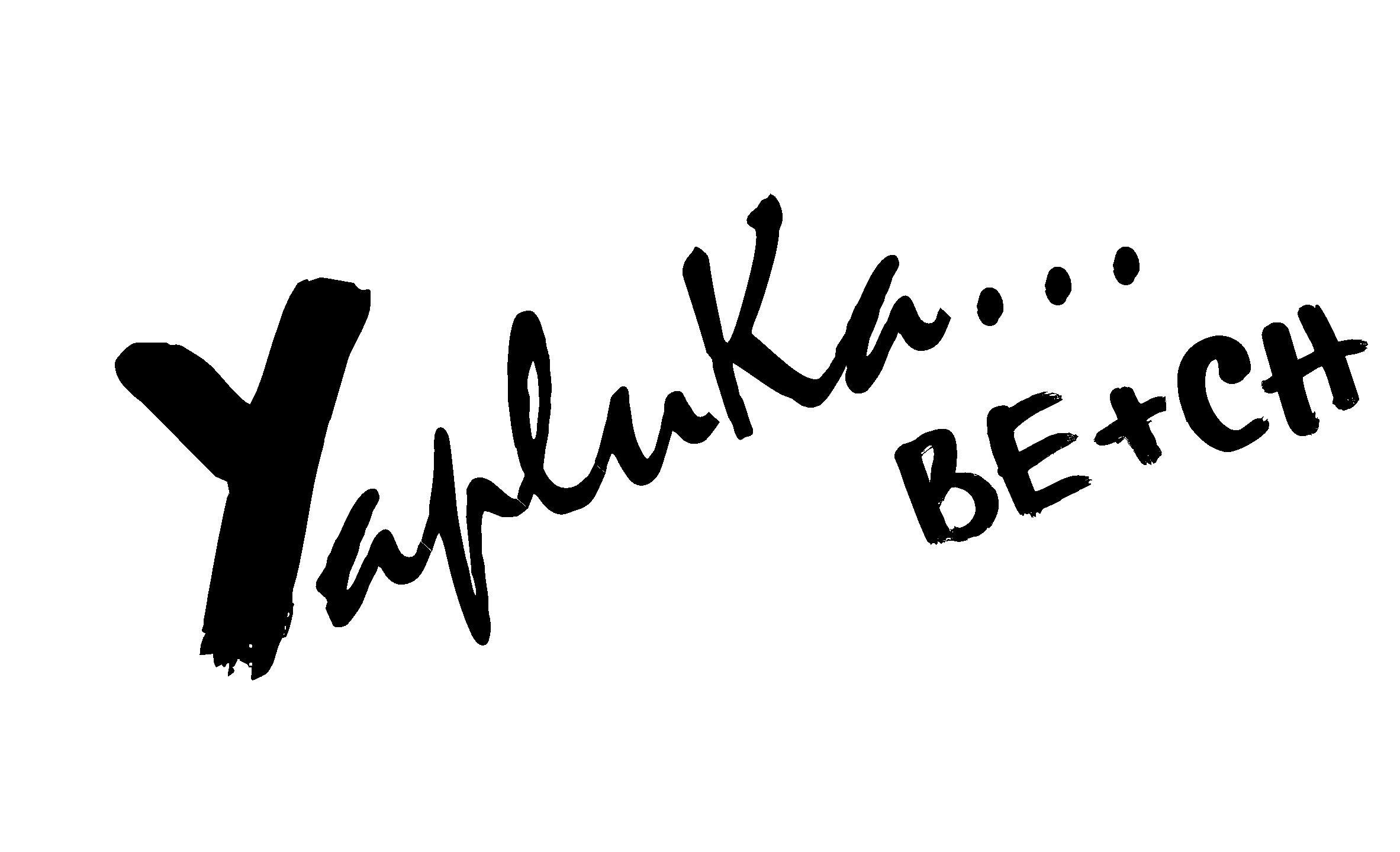 logo YAPLUKA_BeCH